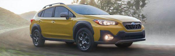 2021 Subaru Crosstrek Overview in Longmont, CO